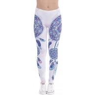 Hanessa Frauen Leggins Bedruckte Leggings Hose Frühling Sommer Kleidung Traum-fänger L100 Bekleidung