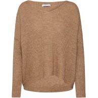 Hailys Damen Pullover Lia Camel L XL Bekleidung