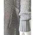 LOBTY Cardigan Damen Frauen Winter Langarm Strickjacke mit Kapuze Retro Strickpullover Strickmantel Freizeitjacke Sweatjacke Kapuzenjacke Sweatshirtjacke Wärmejacke Bekleidung