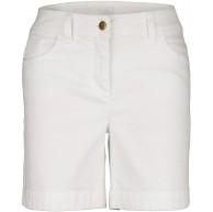 Alba Moda Damen Shorts Baumwolle Bekleidung