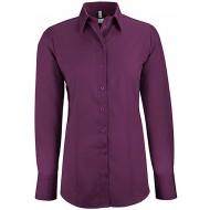 GREIFF Damen-Bluse Basic Regular Fit Stretch Easy-Care 6515 mehrere Farben Bekleidung
