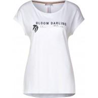 Street One Damen T-Shirt Bekleidung