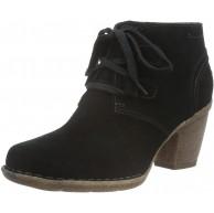Clarks Damen Carleta Lyon Kurzschaft Stiefel Schuhe & Handtaschen