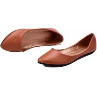 Frauen formelle Schuhe Split Pattern Plus Size Herbst weiblich flach Slip On Ballerinas Schuhe Damen Freizeitschuhe Schuhe & Handtaschen