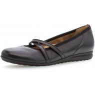 Gabor 22.626 Damen Ballerinas Frauen Flats Sommerschuh Gummizug Comfort-Mehrweite Schuhe & Handtaschen