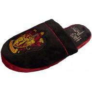 Harry Potter - Hausschuhe Gyffindor Mehrfarbig 42 45 EU Schuhe & Handtaschen