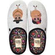 HOT POTATOES Damen Freital Hausschuh Schuhe & Handtaschen