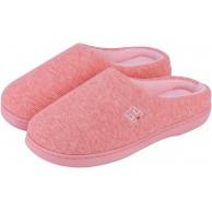 Snug Leaves Damen Hausschuhe mit Memory Foam Warme Atmungsaktive Pantoffeln für Winter Frühling Schuhe & Handtaschen