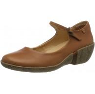 El Naturalista Damen N5480 Soft Grain Cuero Caliza Pumps Schuhe & Handtaschen