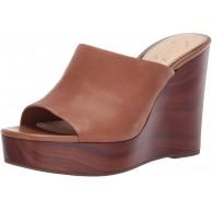 Jessica Simpson Damen Shantelle Sandalen zum Reinschlüpfen Schuhe & Handtaschen