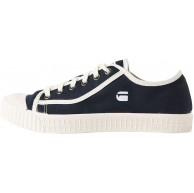 G-STAR RAW Damen Rovulc Denim Low Sneakers Schuhe & Handtaschen