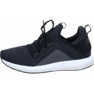 Puma Mega NRGY Zebra WN's Damen Sneaker Schwarz Quiet Shade-Puma Black 40.5 EU 7 UK Schuhe & Handtaschen