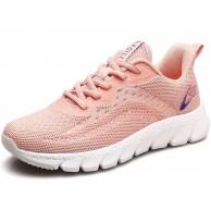 SANNAX Damen Turnschuhe Sportschuhe Sneaker Freizeitschuhe Laufschuhe Komfortabel Atmungsaktives Leichtgewicht Schuhe & Handtaschen