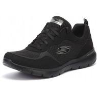 Skechers Damen Flex Appeal 3.0 13069-bbk Laufschuhe Schuhe & Handtaschen