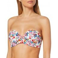 Pour Moi? Damen Heatwave Removable Straps Padded Top Bikinioberteil Bekleidung