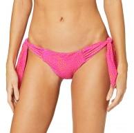 Seafolly Damen Safari Spot Tie Side Hipster Bikinihose Bekleidung