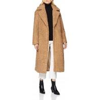 Herrlicher Damen Tabby Fake Mantel Bekleidung